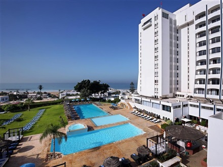 Imagine principala ANEZI TOWER HOTEL   Orasul Agadir
