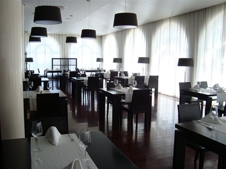 Clubhouse restaurant