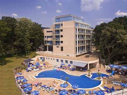 Main image Hotel Holiday Park  Golden Sands
