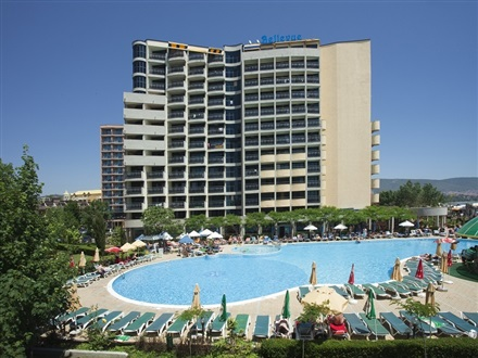 Imagine principala Hotel Bellevue  Sunny Beach