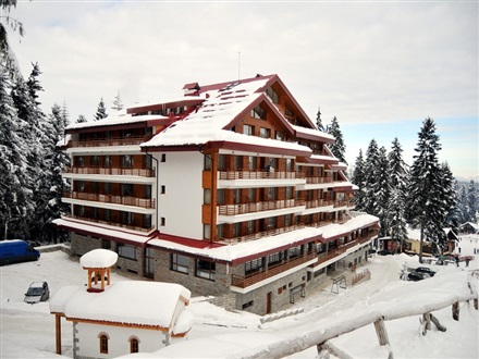 Imagine principala Club Hotel Yanakiev  Borovets