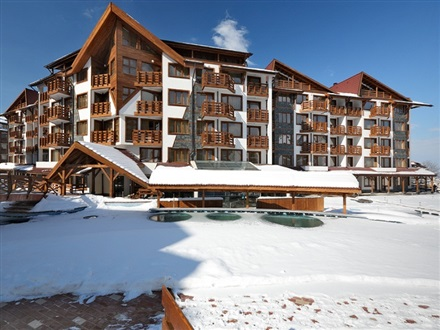 Main image Belvedere Holiday Club  Bansko