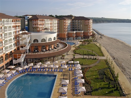 Imagine principala Hotel Sol Luna Bay  Obzor