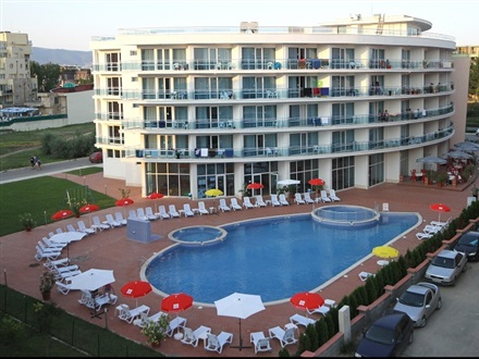 Imagine principala Hotel Calypso  Sunny Beach