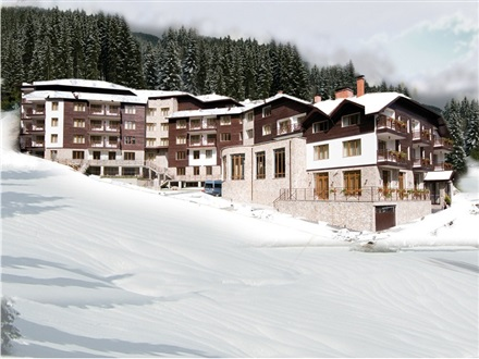 Main image Hotel Stream Resort  Pamporovo