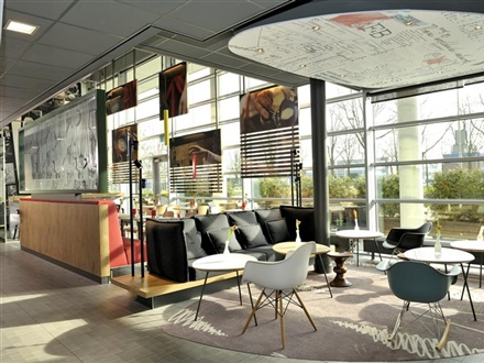 Hotel Ibis City West   Amsterdam