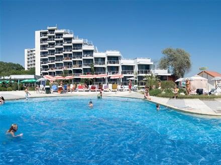 Hotel Slavuna Albena Bulgaria