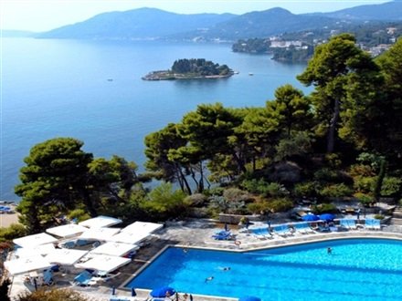 Imagine principala Hotel Corfu Holiday Palace  Kanoni