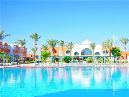 Main image Sunrise Garden Beach Resort And Spa  Hurghada