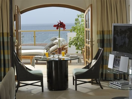VIP Site Presidential Suite Sea View