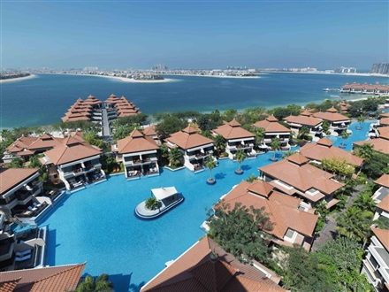 Main image Anantara The Palm Resort Dubai  Dubai
