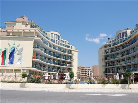 Imagine principala Julia Family Apartments  Sunny Beach