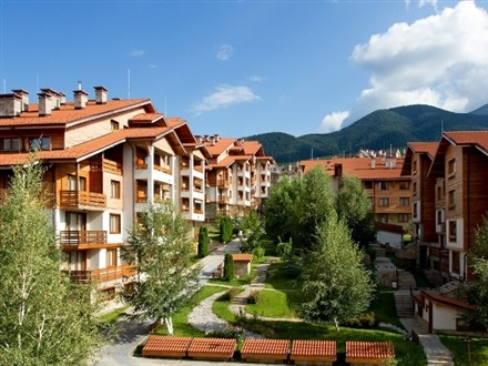 Imagine principala Hotel St. Ivan Rilski Spa Apartment  Bansko