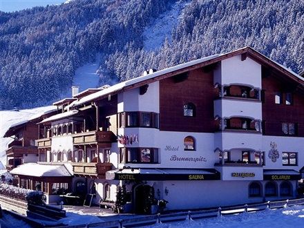Imagine principala Hotel Brennerspitz  Neustift Im Stubaital