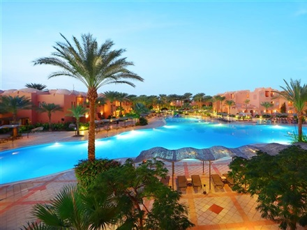 Imagine principala Jazz Makadi Oasis Resort  Hurghada