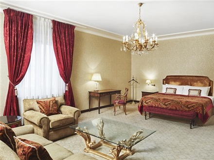 Sofia Balkan A Luxury Collection Hotel  Sofia