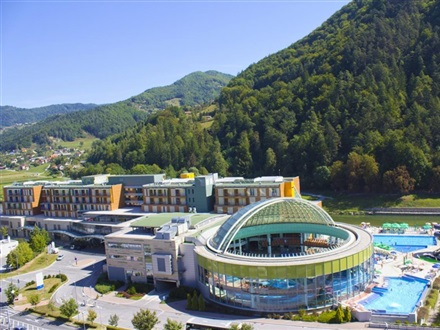 Imagine principala Hotel Thermana Park Lasko Superior  Lasko