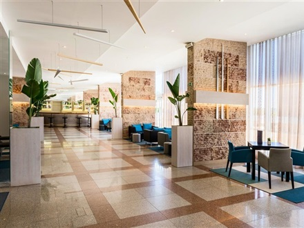 Hotel Tryp Lisboa Caparica Mar ex Ever Caparica Beach Conference Hotel   Costa De Caparica