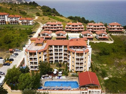 Imagine principala Hotel Vemara Club ex Calimera Beach   Byala