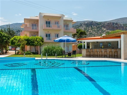 Manolis Apartments  Malia Creta