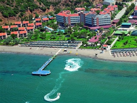 Club Yali Hotels Resort  Kusadasi