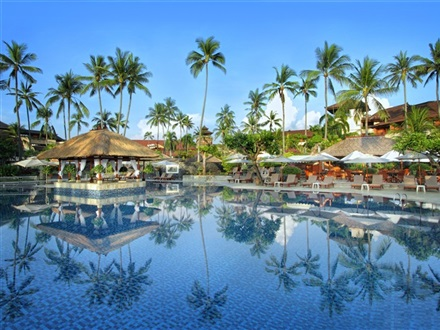 Imagine principala Nusa Dua Beach Hotel Spa  Nusa Dua