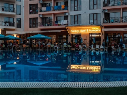 Main image Prestige Hotel Aquapark  Golden Sands