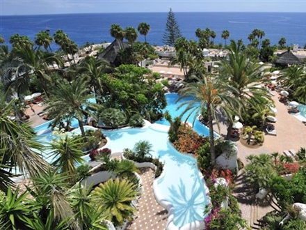 Book at Hotel Jardin Tropical, Costa Adeje, Tenerife Island ...