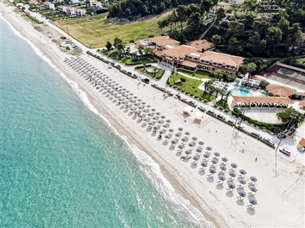 Hotel Possidi Holidays Resort  Kassandra Possidi