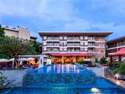 Imagine principala Hotel Peach Blossom Resort  Phuket