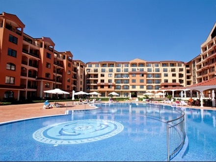 Imagine principala Diamant Residence Hotel Spa  Sunny Beach