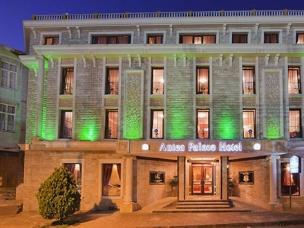 Best Western Antea Palace Hotel And Spa Istanbul