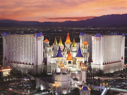 Imagine principala Excalibur Hotel And Casino  Las Vegas