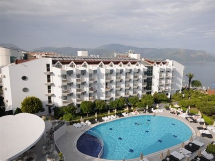 Imagine principala Luna Beach Deluxe Hotel  Marmaris