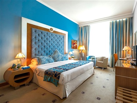 Aquamarine Suite