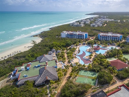 Imagine principala Hotel Grand Memories Santa Maria Sanctuary Adults Only  Cayo Santa Maria