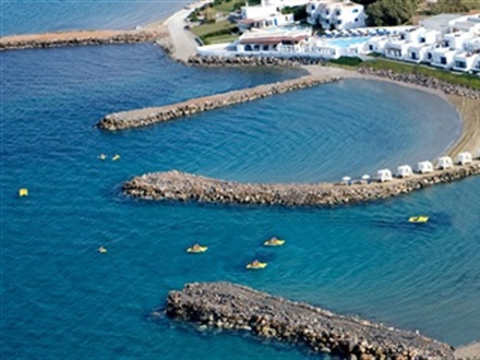 Book at Hotel Knossos Beach Bungalows Suites, Kokkini Chani