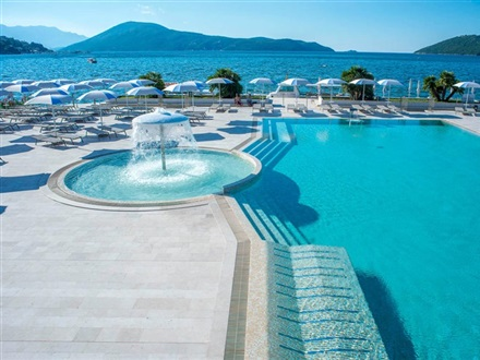 Palmon Bay Hotel Spa  Herceg Novi