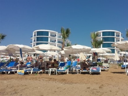 Notion Kesre Beach  Kusadasi