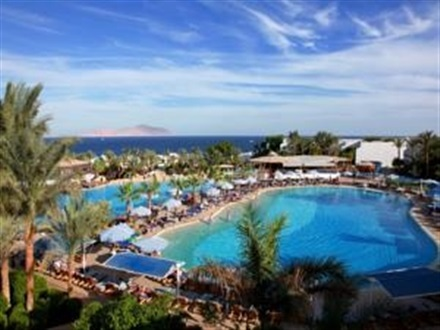Imagine principala Hotel Sultan Gardens  Sharm El Sheikh