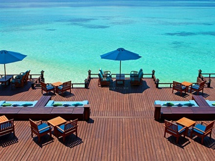 Main image Sheraton Maldives Full Moon Resort Spa  Nord Male Atoll