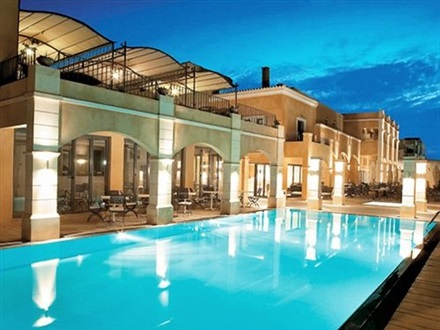 Imagine principala Hotel Grecotel Plaza Spa Apartments  Rethymnon