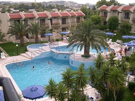 Hotels Near Rhodes Town