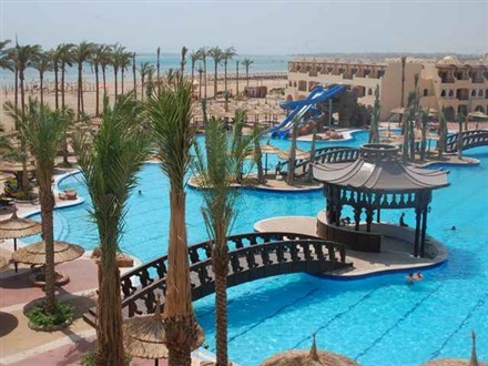 Imagine principala Dessole Sea Beach Resort  Aqua Park Program Seniori  Nabq Bay