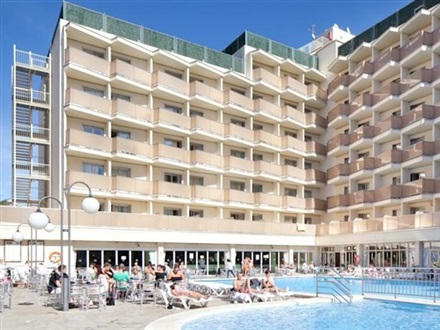 Imagine principala H Top Royal Beach  Lloret De Mar