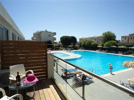 Rhodes Hotel Delfinia Resort