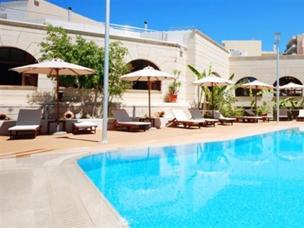 Imagine principala Hotel Macaris Suites And Spa  Rethymnon