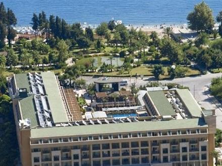 Book At Hotel Crystal De Luxe Resort And Spa Kemer Kemer Antalya