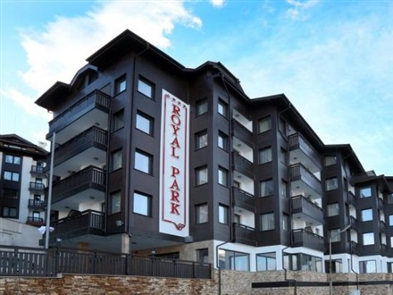 Imagine principala Royal Park And Spa Apartments  Bansko