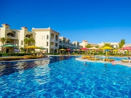 Imagine principala Serenity Fun City Hotel Resort  Hurghada